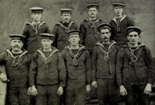 Crew of HMS Queen Mary
