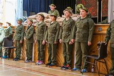 Carmyle Primary School First World War Tribute